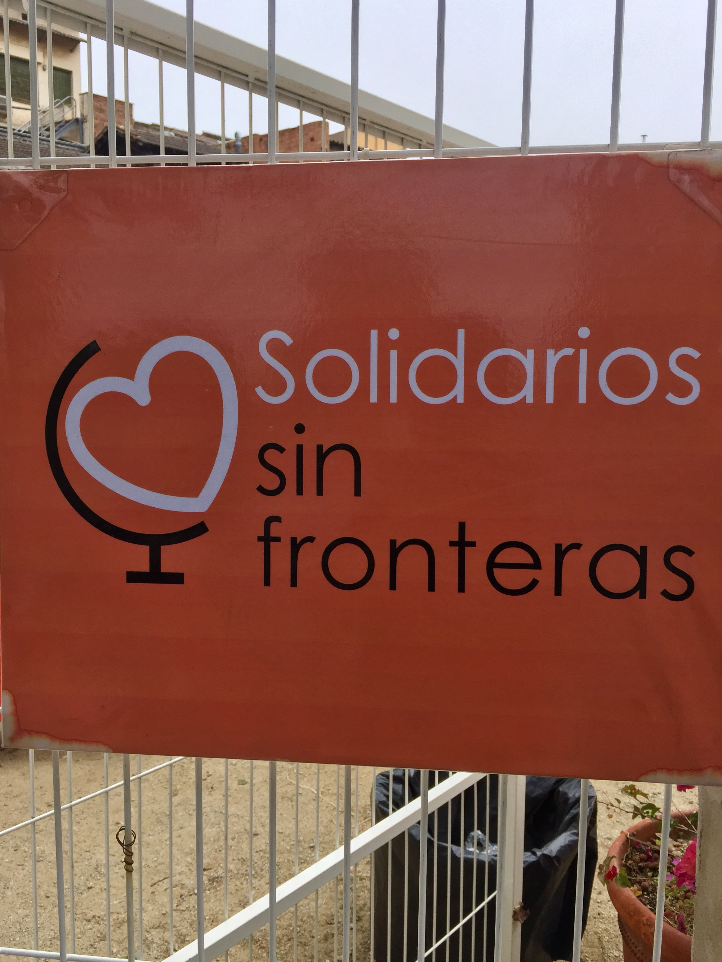 Cartel de la 2º Fiesta Solidaria por el Yemen de Solidarios sin Fronteras